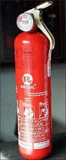 Extintor  Incêndio ABC