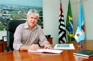 Prefeito da Cidade de Marília - SP.